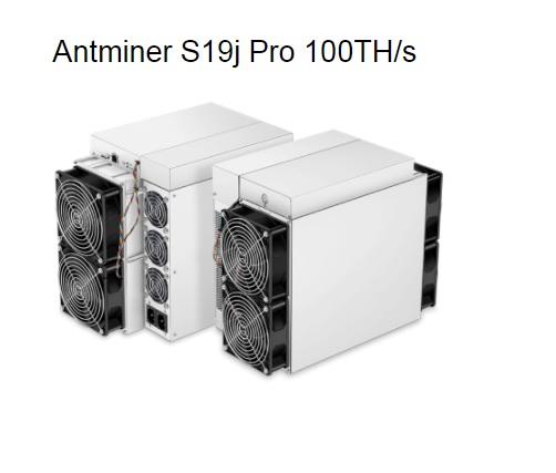 Antminer S19j Pro 100TH/s